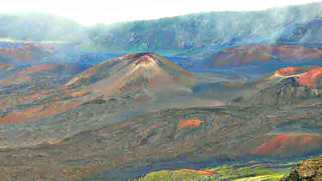 focused Haleakala low