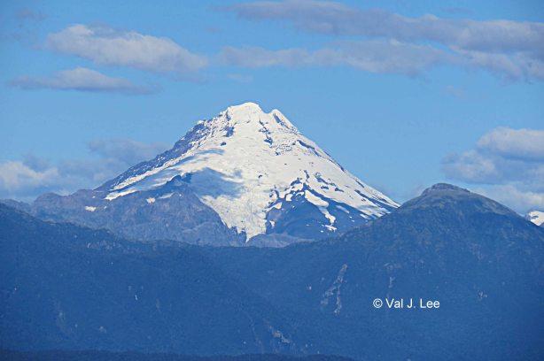 Patagonia Volcano