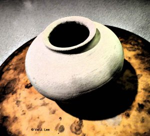 Pottery © Val J. Lee