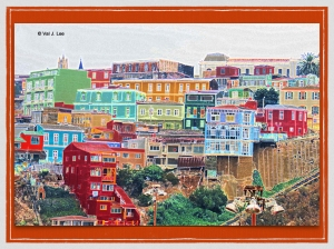 Valparaiso, Chile, South America